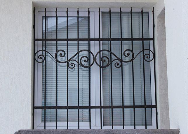 Решетки на окна, балконы, стелажи, козырьки, заборы и др.