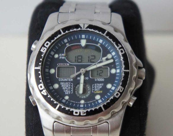 Klasyk męski zegarek CITIZEN PROMASTER C401