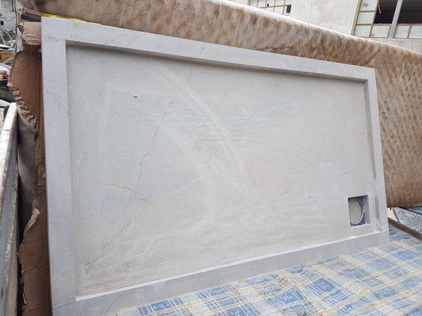 Bases de duche em marmore
