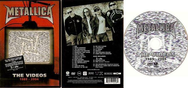 Metallica - The Videos