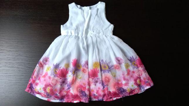 Sukienka dla księżniczki 80