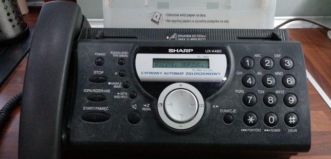 Telefax Sharp ux-a460