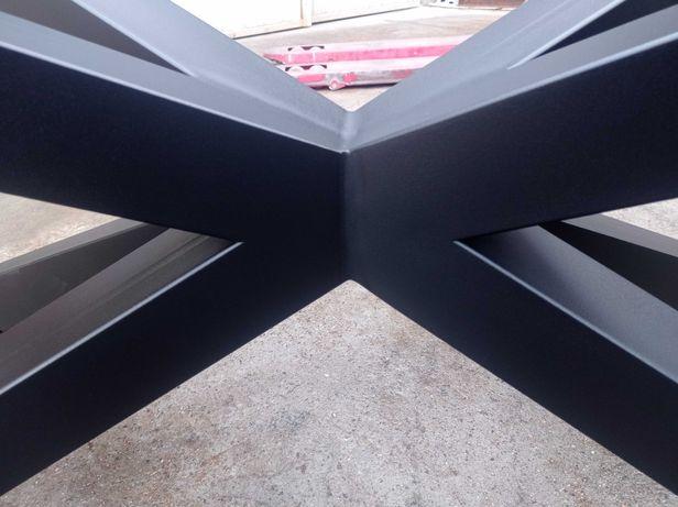 Noga do stołu pająk