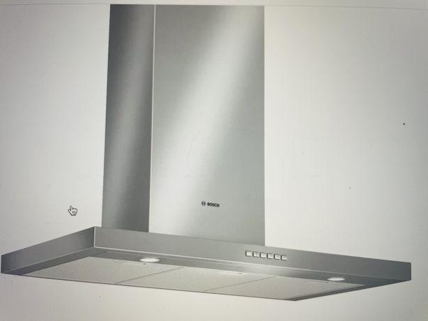 okap kuchenny kominowy/filtrowy Bosch