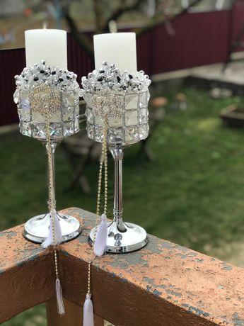 Продам вінчальні свічки