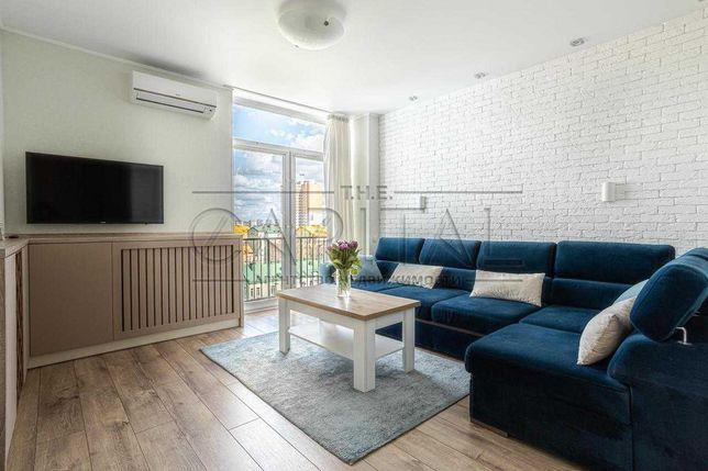 Продажа 2-комнатной видовой квартиры в ЖК Комфорт Таун