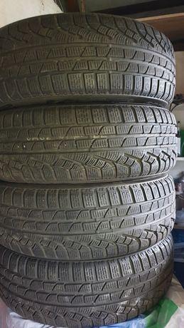 Opony Pirelli sottozero zimowe