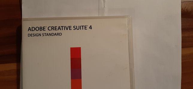 Adobe Creative Suite 4 Design, InDesign , Photoshop, Illustrator
