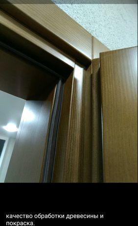 Двери деревянные. От 4500гр Двери межкомнатные. Производитель.