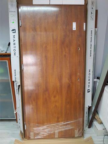 Drzwi wejściowe zewnętrzne Mar-tom 55 Optimal nowe