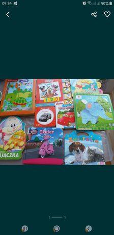 Ksiazeczki dla dzieci plus gratis