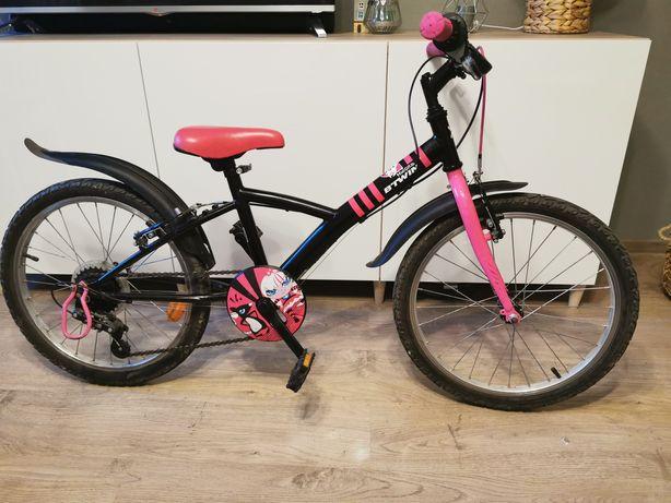 """Rower Btwin 20"""" dla dziewczynki"""