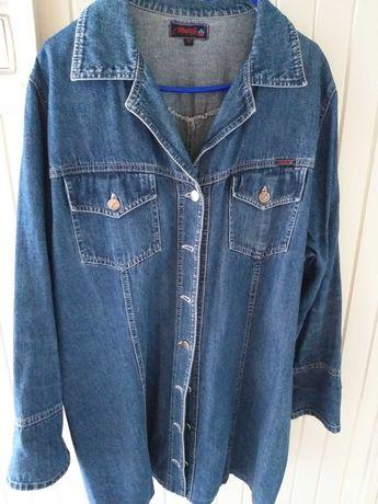 Kurtka płaszczyk Jeans