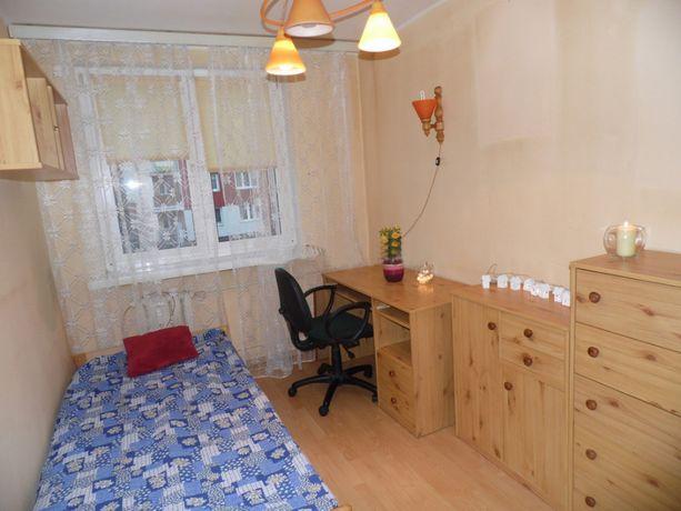 Meble drewniane komoda szafka biurko regał półka