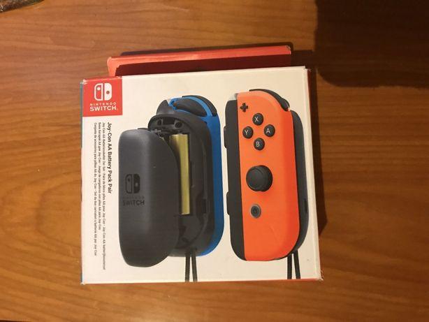Nintendo Joy-Con pack de pilhas