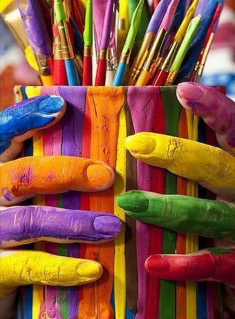 Обменяю мои товары на кисти, краски