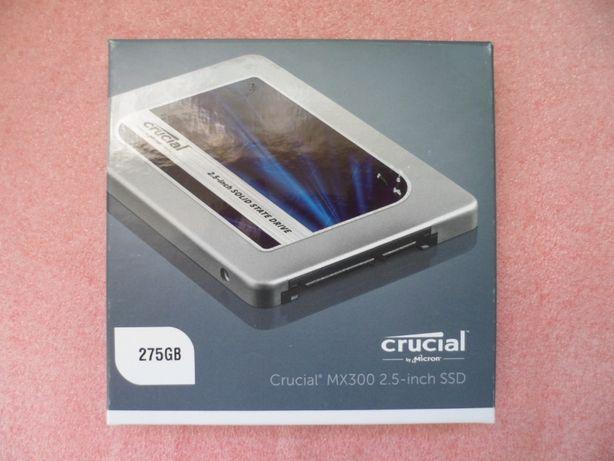 SSD-диск Crucial MX300 275GB ( CT275MX300SSD1 ) Новий