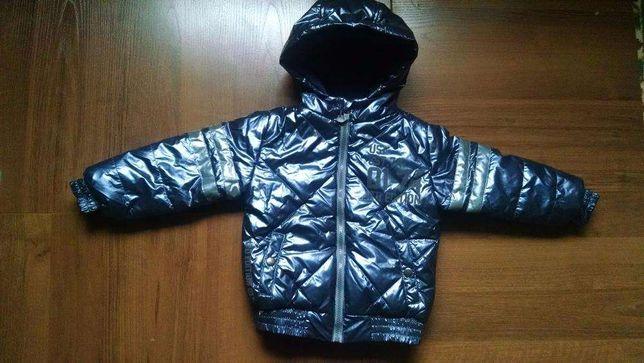 курточка для мальчика 3-5 лет