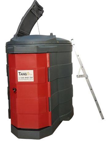 Zbiornik 2500 l Tango Oil monolit - producent