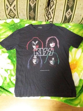 "Брендована футболка ""KISS"""