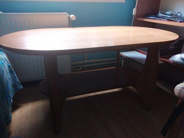 Sprzedam pilnie stolik drewniany