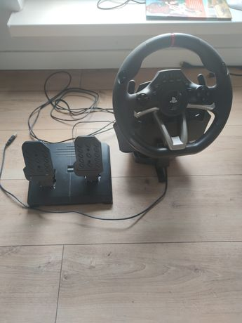 Kierownica HORI Racing Wheel Apex (PS3/PS4/PC)