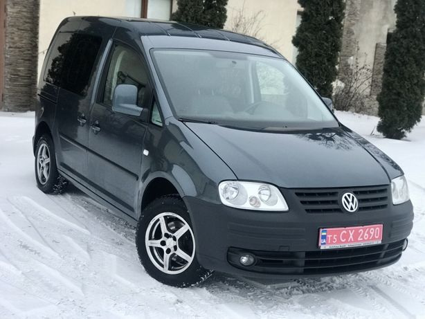 Volkswagen Caddy LIFE 2.0 MPI