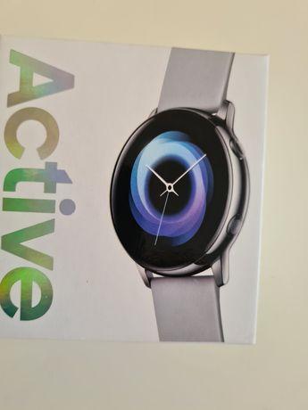 Smartwatch galaxy watch active  samsung