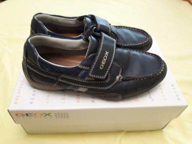 Туфли Geox кожаные 37р.