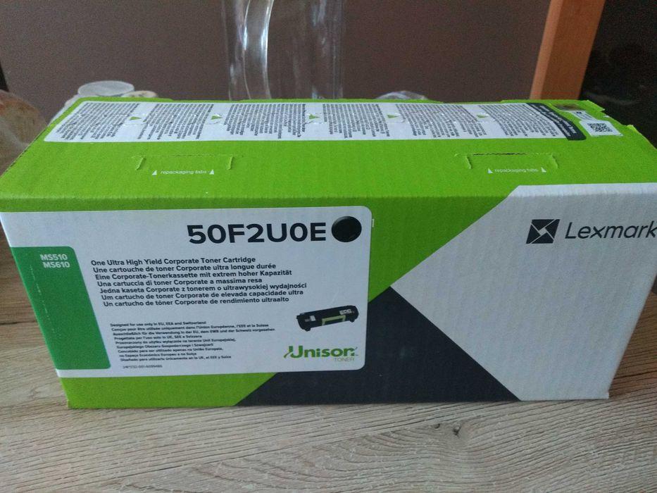 Lexmark 50F2U0E + 50F0Z00 Gdańsk - image 1