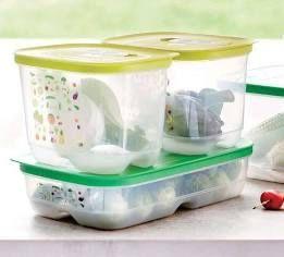 Набор умных холодильников 3 шт Tupperware