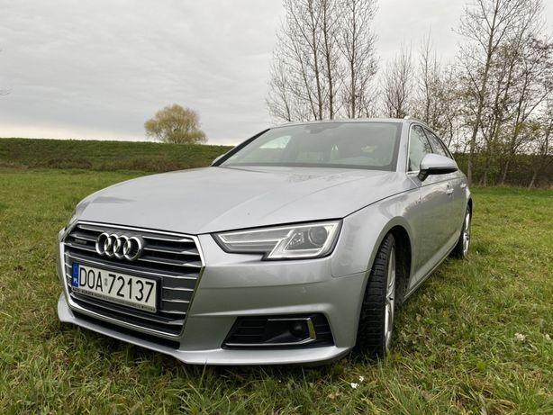 Audi A4 Quattro Manetki F1 ASO serwis FV23%