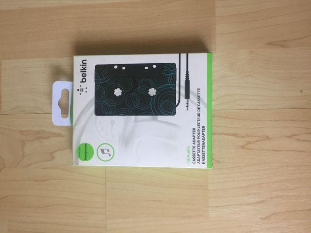 Adapter kasetowy do samochodu
