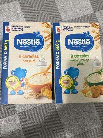 Mingau infantil,Nestlé 6+