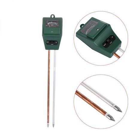 Измеритель влажности, кислотности pH, освещенности почвы ЕТП-301 (3 в
