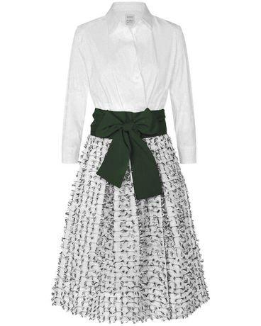 Брендовое платье sara roka итальянское платье оригинал миди