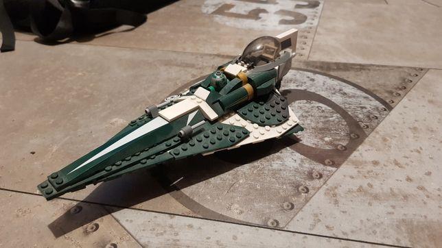 Lego Star Wars Saesee Tiin'S Starfighter 9498