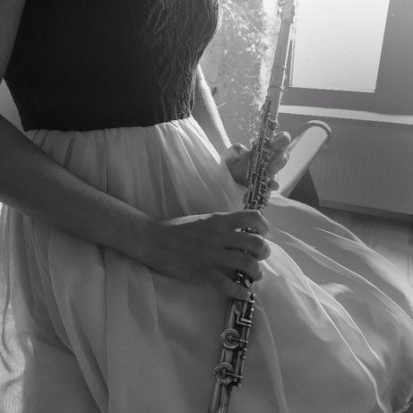 Oprawa muzyczna uroczystości - ślub, chrzest, pogrzeb - flet