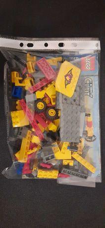 Klocki Lego City 7891 Lotniskowy wóz strażacki