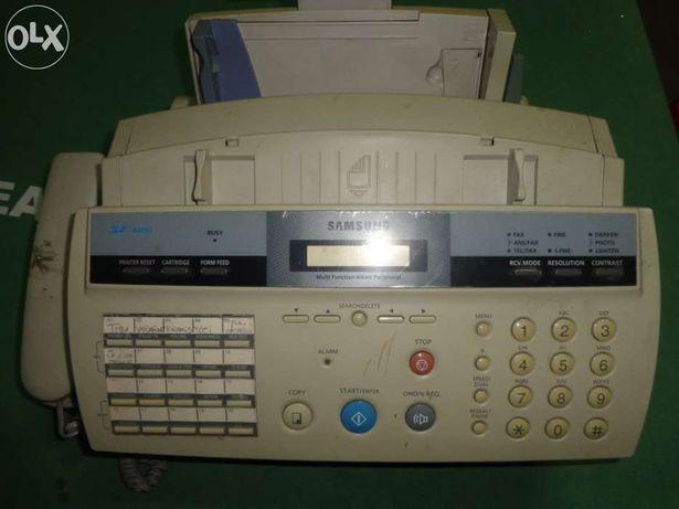 Fax + telefone Samsung SF4200