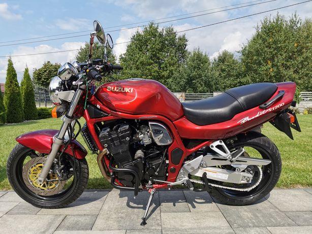 Suzuki Bandit 1200 Raty, Transport