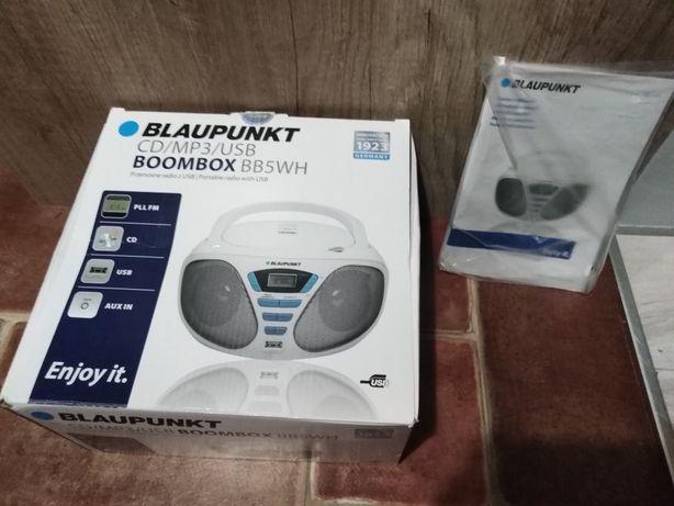 Boombox CD/MP3/USB BB5WH