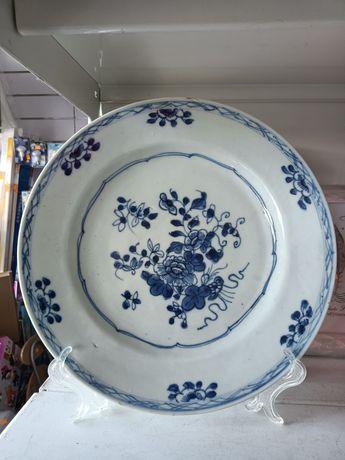 Prato antigo chinês, porcelana chinesa
