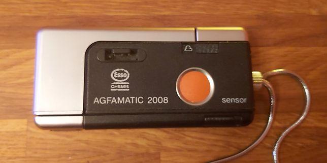Aparat Agfamatic 2008 pocket, sensor