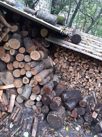 СУХІ  МОКРІ дрова,рубані і не рубані