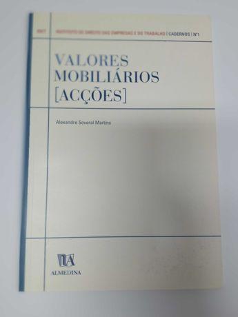 Valores mobiliários (acções), de Alexandre Soveral Martins