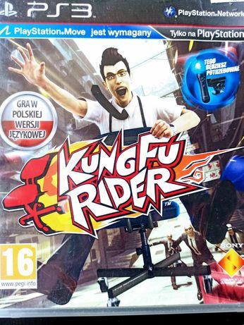 Kungfu Rider na konsolę PS3