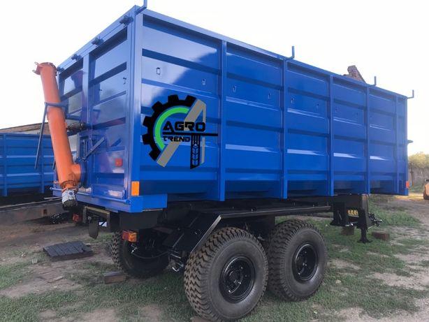 Прицеп на трактор зерновоз , самосвальный 2ПТС-9, 2ПТС-12, 2ПТС-16