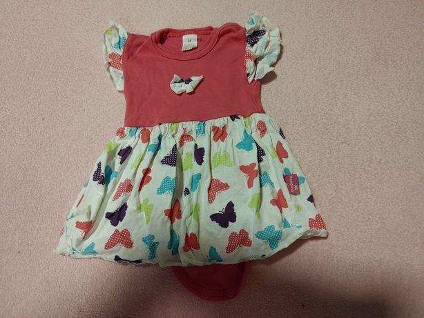 Sukieneczka niemowlęca r. 56