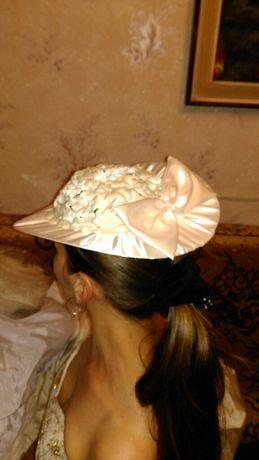 Продам очень красивую шапочку